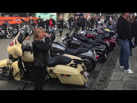 Hells Angels Mc meet bandidos Mc On The Road 1%