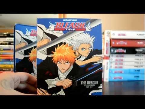 bleach-anime-unboxing-season-3-(ep-42-63)-box-set-video-review.