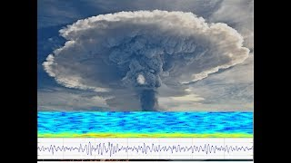 HEADS UP! Volcano Veniaminof in Alaska Showing Harmonic Tremor Constantly! Seismic Audio Included!