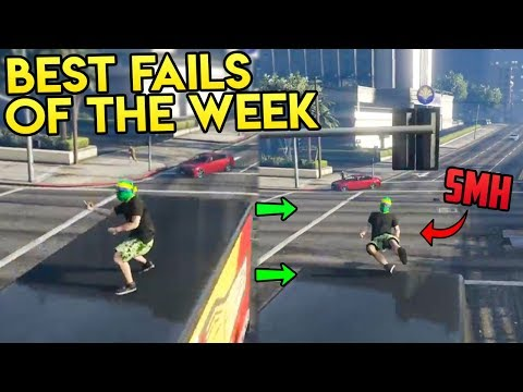 GTA ONLINE - TOP 10 FAILS OF THE WEEK [Ep. 80]