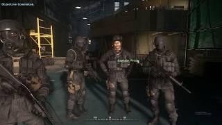 [4k/60fps] British SAS Training | Call Of Duty : Modern Warfare Remastered | Ultra HD