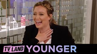 'Sorry, I Just Ate Your Mouth' Ep.7 #Fail | Younger (Season 5) Outtakes | Paramount Network
