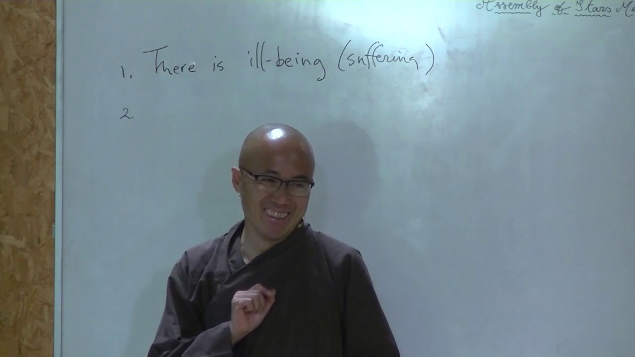 Download Taking Care of Suffering, Challenges and Difficulties | Dharma Talk by Br Pháp Dung, 2019 07 28