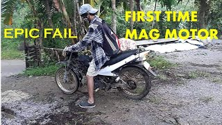 EPIC FAIL (FIRST TIME MAG MOTOR) AY...