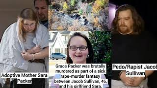 Sara Packer & Jacob Sullivan dismember 14 year old Adopted daughter
