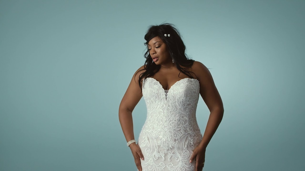 Luanne by Maggie Sottero - YouTube