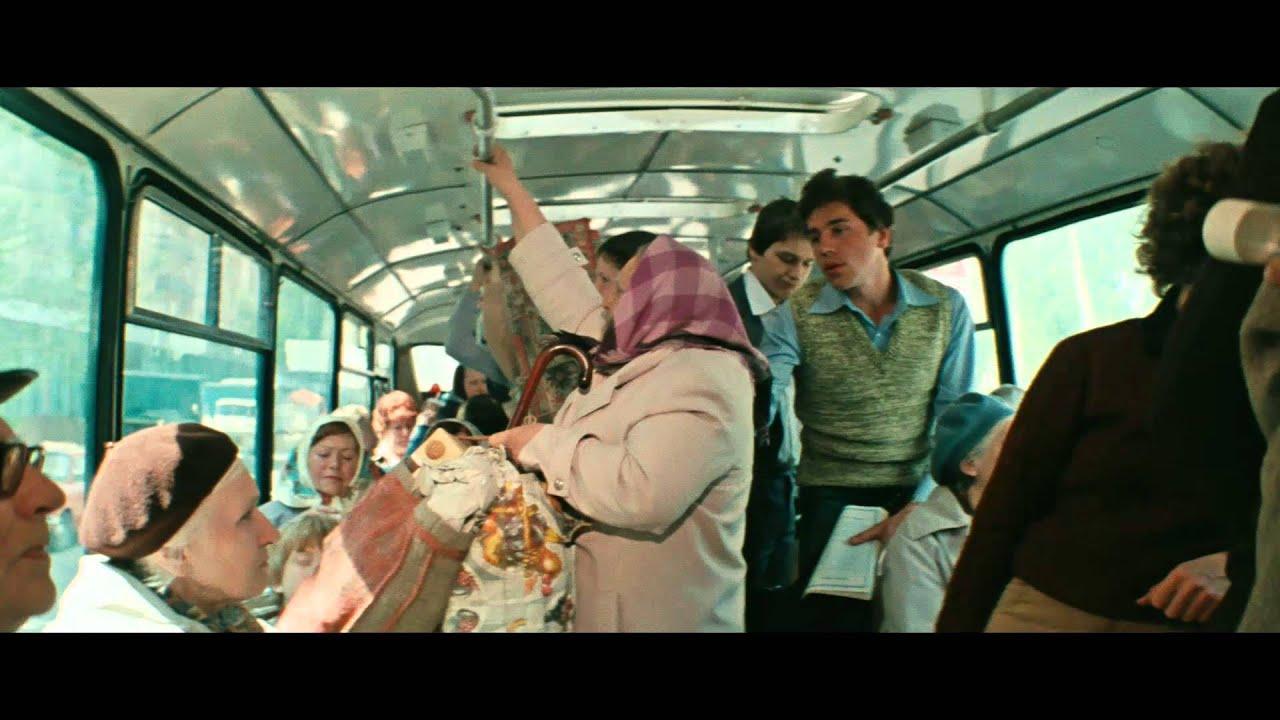 Подростки трахаются в общественном автобусе