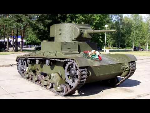 №2 Танк T-26 / Tank T-26
