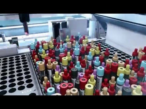 cobas 8100 Automated Workflow Series | Roche Workflow Solutions