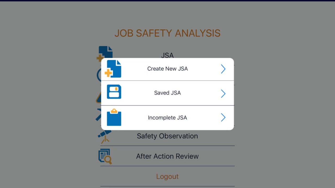 JSA CLOUD App - JSA Admin Template or Scratch - YouTube