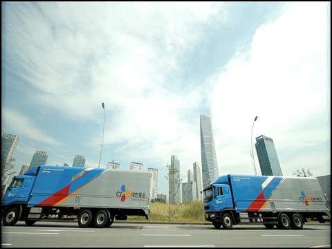 CJ Logistics Promotional Video (Spain)