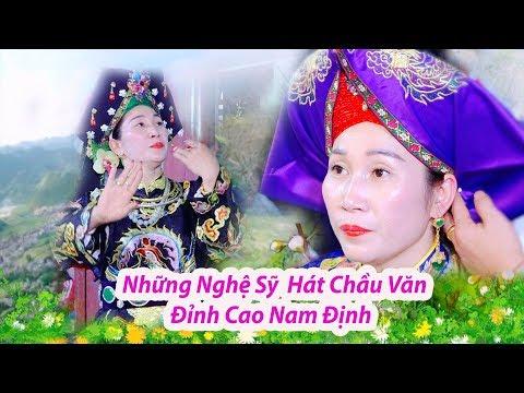 Sinh Ra Để Hát Văn Giọng Hát Văn Hay - Sâu Lắng Quê Hương Nam Định TĐ Nguyễn Bích Hồng 2018 HD1