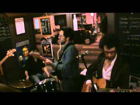 Ain't No Sunshine (Bill Withers) - The Cavemen @ Vin Gaulois (24/03/2011)
