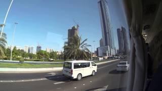 Дорога из Дубая в Абу-Даби (Май 2014 года) - ВИДЕО-3(Дорога из Дубая в Абу-Даби., 2014-06-01T13:39:13.000Z)
