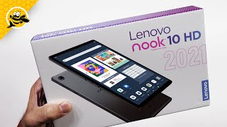 """Lenovo Nook 10"""" HD Tablet - NEW for 2021 but Should You Buy It?"""
