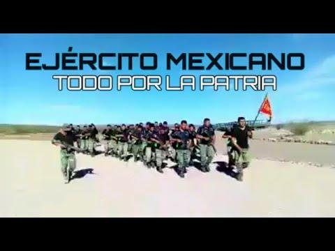 Trote militar del Ejército Mexicano  d567989502f