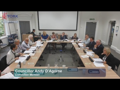 Customer & Corporate Services Scrutiny Management Committee, 31 July 2017