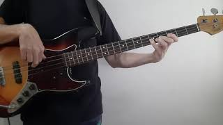 Bad Company - Can't Get  Enough - Bass Cover HD