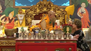 The 5 Supreme Healers and the 5 Great Mothers: empowerment, meditation and commentary (English – Italian) – 9 September 2017