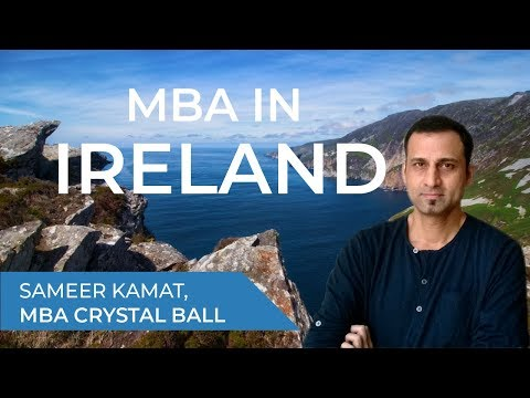 MBA In Ireland For International Students