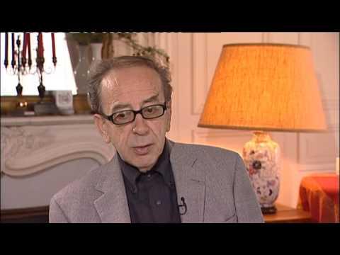 Albanian writer Ismail Kadare