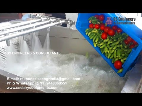 How To Wash Fruits & Vegetables