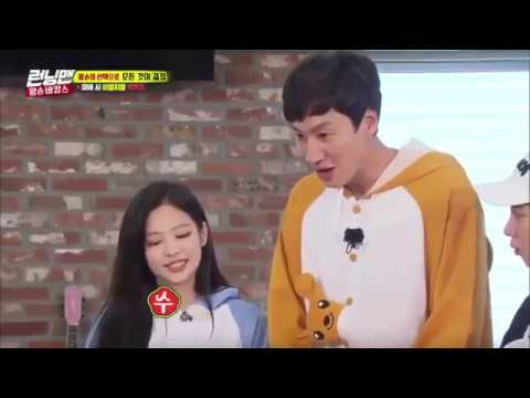 English Subtitle, Jennie on Running Man Episode 413, August