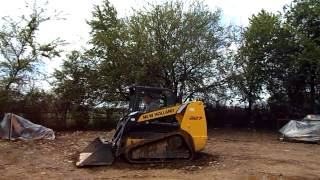 New Holland C227 Skid Steer/Track Loader