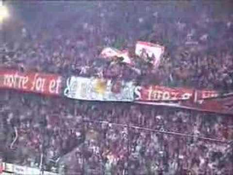 Standard de liege fans better Than Racing Genk Fans!!