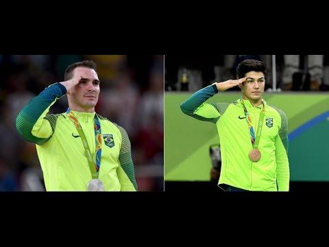 Medalhas nas Olimpíadas só de MILITARES! Parabéns aos atletas brasileiros!