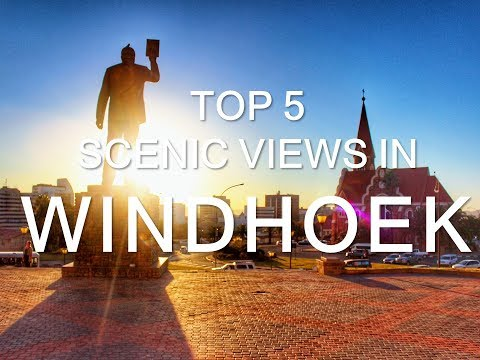 TOP 5 Best Skyline Views Windhoek Namibia