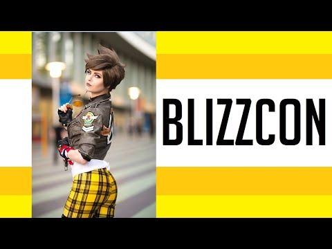THIS IS BLIZZCON 2017 BLIZZARD COSPLAY MUSIC VIDEO VLOG RECAP OVERWATCH STARCRAFT WARCRAFT DIABLO