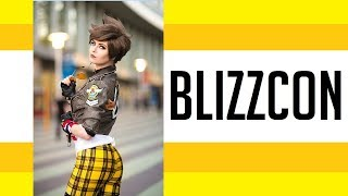THIS IS BLIZZCON 2017 BLIZZARD COSPLAY MUSIC VIDEO VLOG RECAP OVERWATCH STARCRAFT WARCRAFT DIABLO