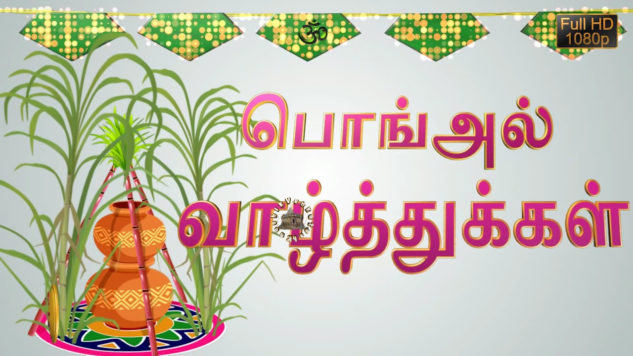 Happy pongal 2018wisheswhatsapp videogreetings in tamilanimation happy pongal 2018wisheswhatsapp videogreetings in tamilanimationmessageecardpongal festival kristyandbryce Images