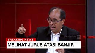 Ini Alasan Gorong-gorong Raksasa Jokowi Mangkrak