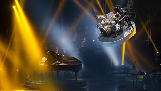 HAVASI — The Duel | Drum & Piano (Symphonic Arena Show)