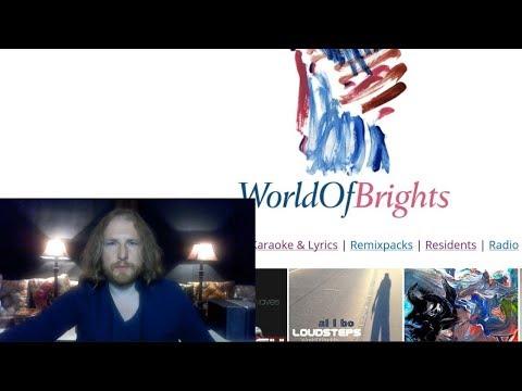 Александр Бобров о сайте WorldOfBrights / МирЯрких.рф