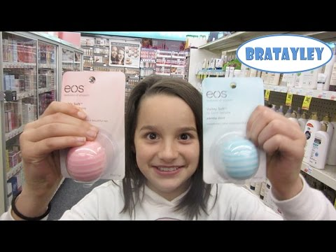 Addicted to EOS and Starbucks (WK 212.5) | Bratayley