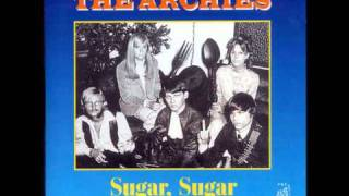 The Archies - Sugar, Sugar lyrics