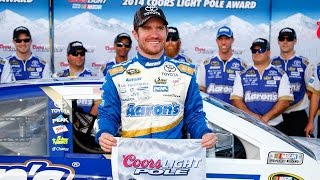 Out Front With Miss Coors Light: Geico 500