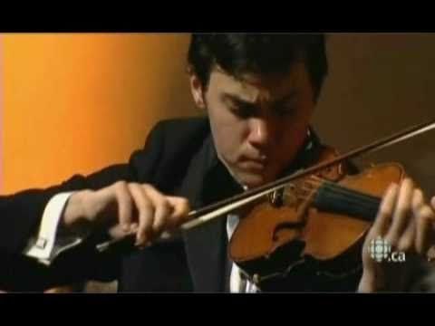 Benjamin Beilman - Sibelius Violin Concerto - 1st Movement (2 of 2)