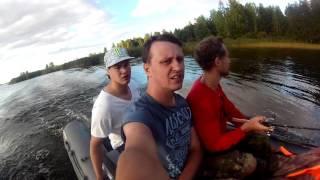 Рыбалка в Вышнем Волочке - Остров Захарин Бор