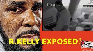 DISGUSTING: R.Kelly Is FINISHED After This News Surfaced Today?!?!