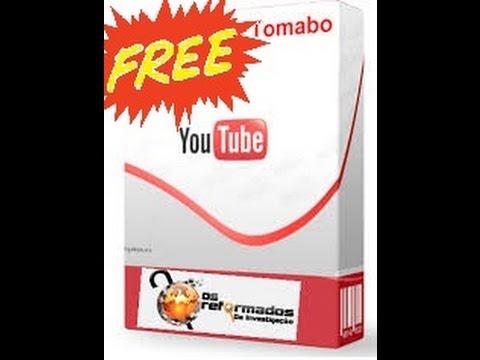 Tomabo MP4 Video Downloader Pro 3 - Download e instalação