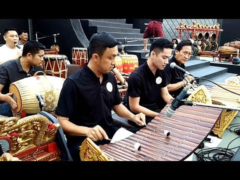Thai RAMAKIEN Khon Dance Music - Traditional Thai Musical Instruments [HD]