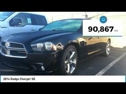 2014 Dodge Charger KUL09942B