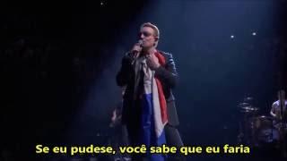 U2 - Bad [LEGENDADO] - DVD I+e Tour Live in Paris 2016 - HD