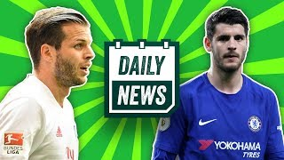 HSV verliert 5 Spieler! BVB: Dortmund will Morata? Hasenhüttl verlässt RB Leipzig? Daily News