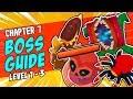 ARCHERO: Chapter 7 BOSS Guide Level 1 - 3 | Tips & Tricks | Snake Plant, Flower, Spider & Skull Boss