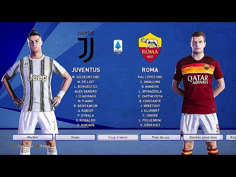 pes 2021 juventus as roma gameplay pc hdr superstar mod youtube pes 2021 juventus as roma gameplay pc hdr superstar mod